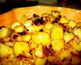 Ricetta patate raganate ricette lucane ricette regionali for Ricette regionali
