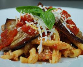 Ricetta pasta alla norma ricette sicule ricette regionali for Ricette regionali