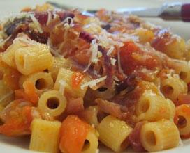 Ricetta cannaruozzi 39 ncipuddati ricette calabre for Ricette regionali