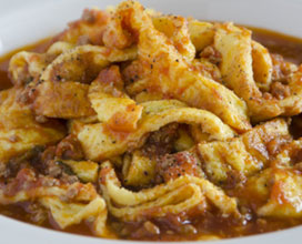 Trippa bolognese