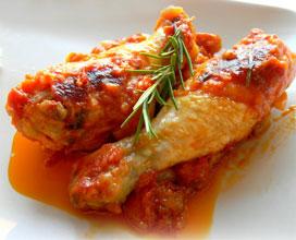 Ricetta gallo in umido ricette friulane ricette regionali for Ricette regionali