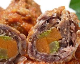 Ricetta involtini con sedano e carota ricette laziali for Ricette regionali