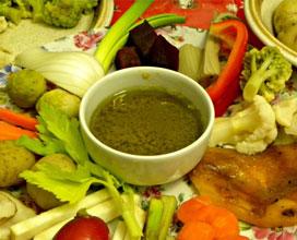 Ricetta bagna cauda ricette piemontesi ricette regionali for Ricette regionali