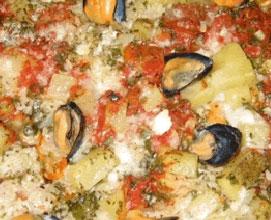 Ricetta tiedda ricette pugliesi ricette regionali for Ricette regionali